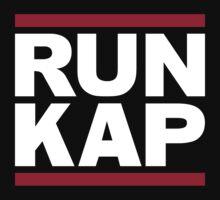 "San Francisco 49ers ""RUN KAP"" Design!  | Unisex T-Shirt"
