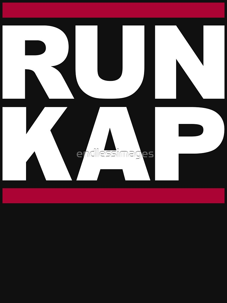 "San Francisco 49ers ""RUN KAP"" Design!  