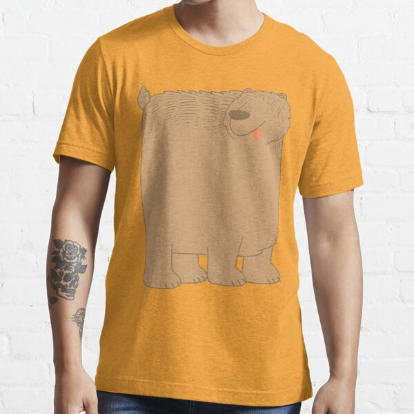 Square Bear Essential T-Shirt