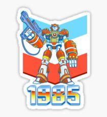 G1 1985 Battloid Sticker