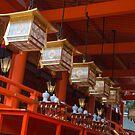 Fushimi Inari Shrine by Colin  Ewington