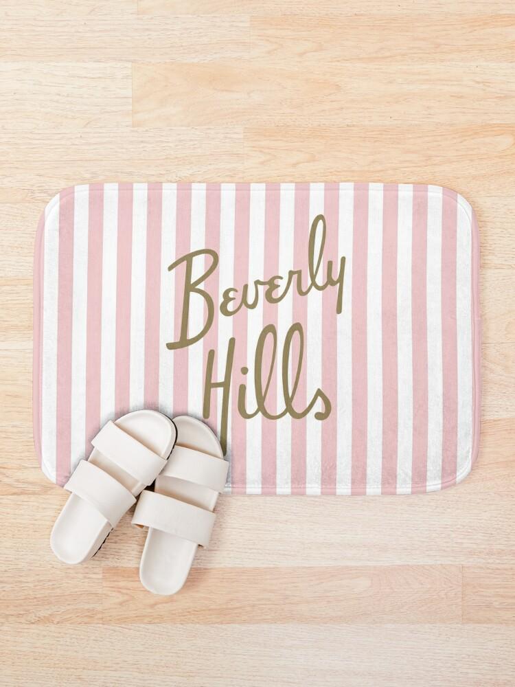 Alternate view of Beverly Hills Bath Mat