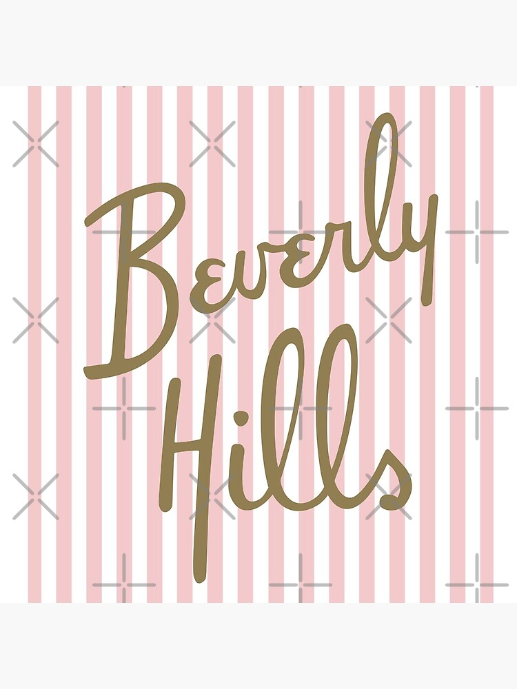 Beverly Hills by floralinferno