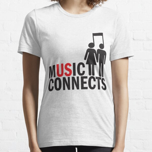 Music Connects Essential T-Shirt