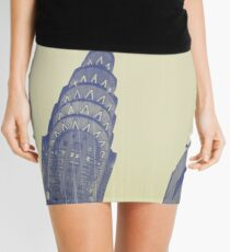 crysler gold fish Mini Skirt