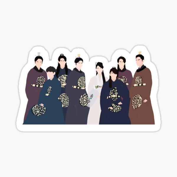 Scarlet Heart Ryeo Korean Drama Sticker