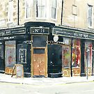 Argyle Bar by Ross Macintyre