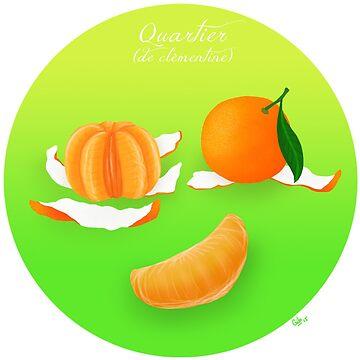 Clementine by mariegib