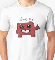 Beat my MeatBoy Unisex T-Shirt