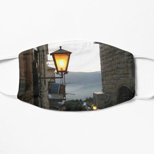 Israel, Alley, Street Light Mask