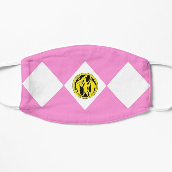 MMPR Pink Ranger With Coin Mask