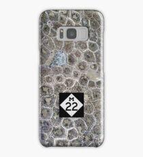Petoskey Stone, M22 Samsung Galaxy Case/Skin