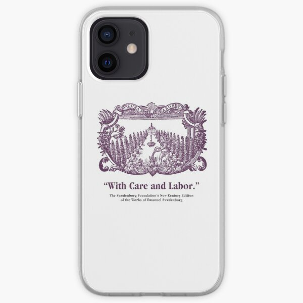 NCE With Care and Labor iPhone Soft Case