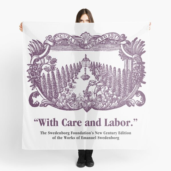 NCE With Care and Labor Scarf