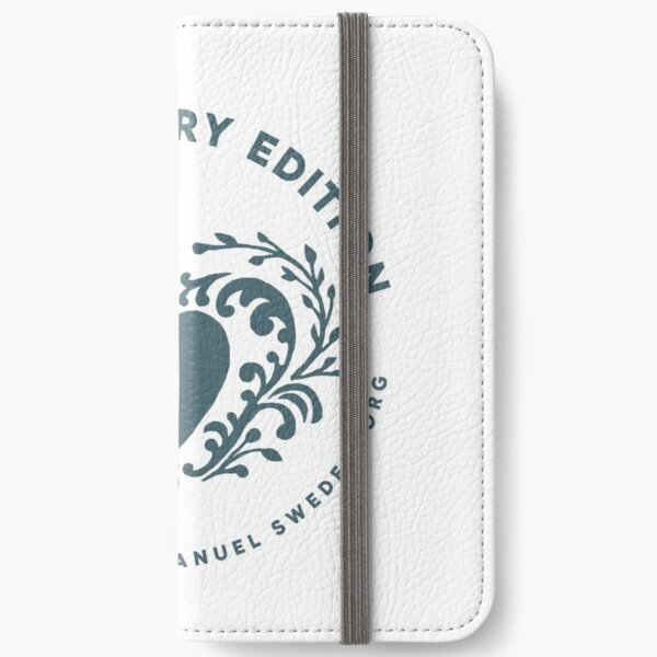 NCE stamp green iPhone Wallet
