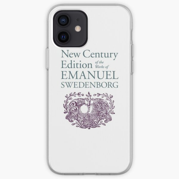 NCE emblem vertical iPhone Soft Case