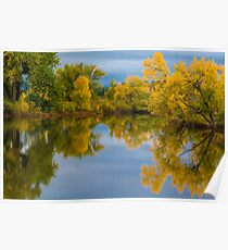 Peaceful Reflections Poster