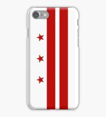 Smartphone Case - Flag of Washington DC iPhone Case/Skin