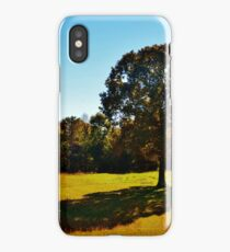 In The Shadow iPhone Case