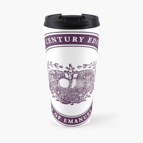 NCE logo purple Travel Mug