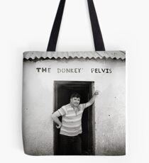 The Donkey Pelvis, Owey Island Tote Bag