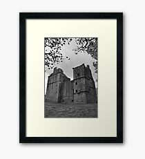 Carnasserie Castle, Argyll, Scotland Framed Print