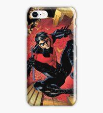 Nightwing New 52 Design iPhone Case/Skin