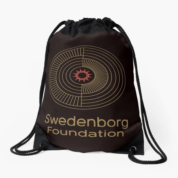 Swedenborg Foundation Logo Small Drawstring Bag
