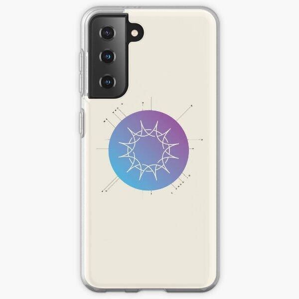 "Swedenborg Foundation ""Sun Design"" Samsung Galaxy Soft Case"