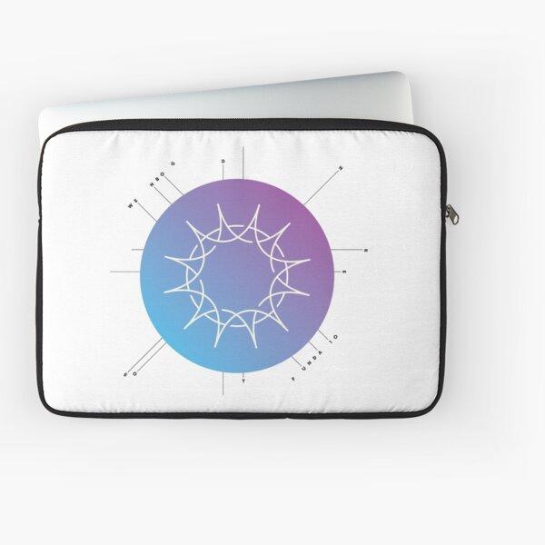 """Swedenborg Foundation """"Sun Design"""" Laptop Sleeve"""