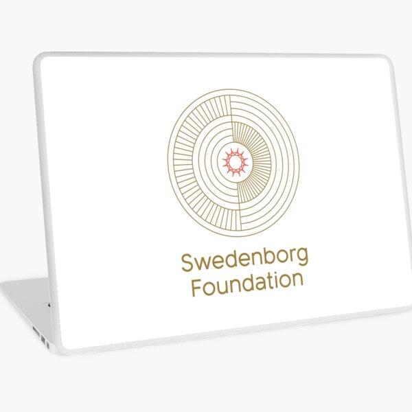 Swedenborg Foundation Logo Laptop Skin