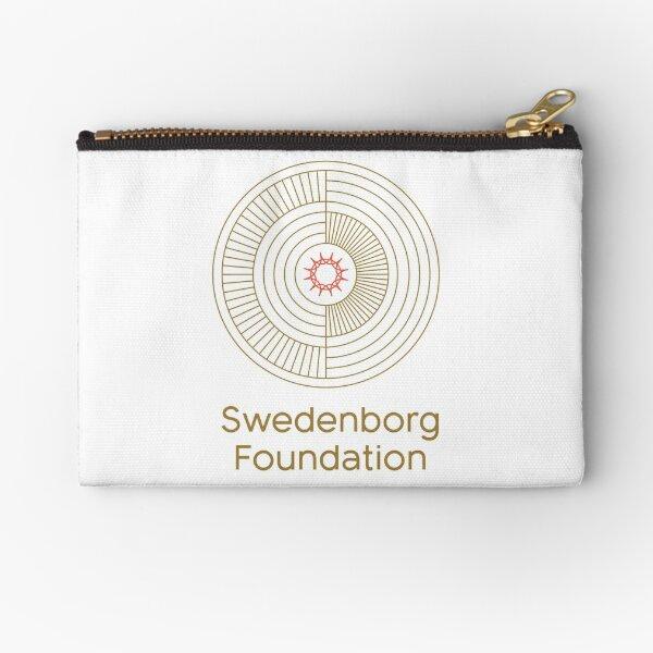 Swedenborg Foundation Logo Zipper Pouch