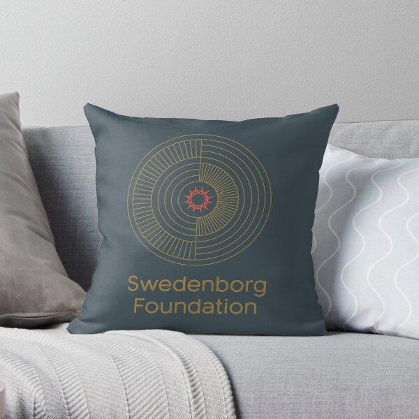 Swedenborg Foundation Logo Throw Pillow