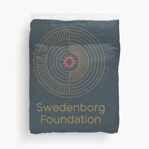Swedenborg Foundation Logo Duvet Cover