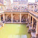 The Roman Bath - Aquae Sulis by Arvind Singh