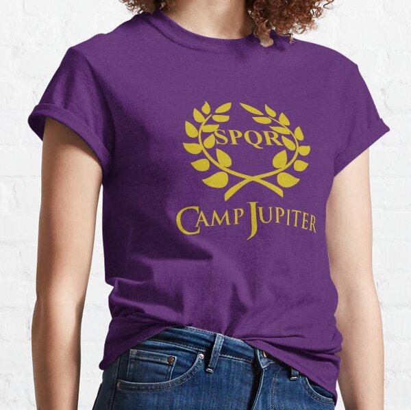 Jupiter Camp (T-shirts, Stickers, Mugs, Posters) Classic T-Shirt