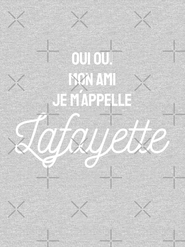 Oui Oui Lafayette by SabIllustration