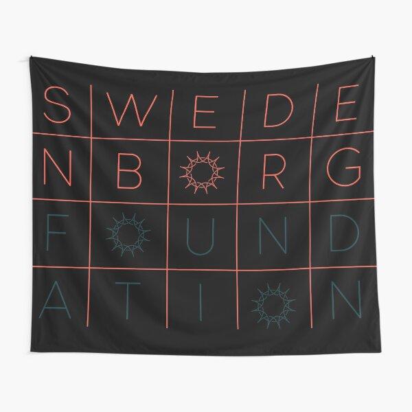 """Swedenborg Foundation """"Grid Design"""" 3 Tapestry"""