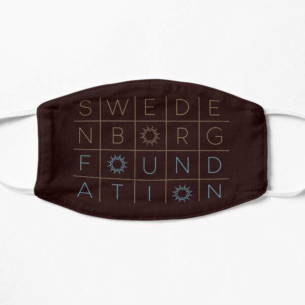 """Swedenborg Foundation """"Grid Design"""" 2 Flat Mask"""