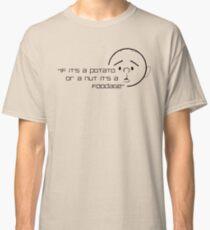 Karl Pilkington Quote (Foodage) Classic T-Shirt