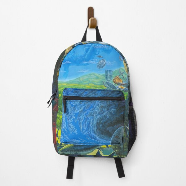 In You Window Backpack