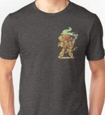 ChewyDinosaur Adventurer (Zippered Hoodie Version) Unisex T-Shirt