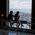Osaka Sky Building by Colin  Ewington