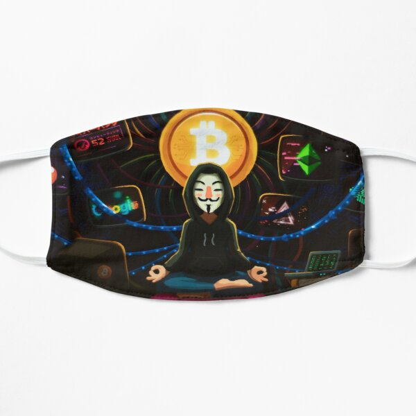 Bitcoin Anonymous  Mask