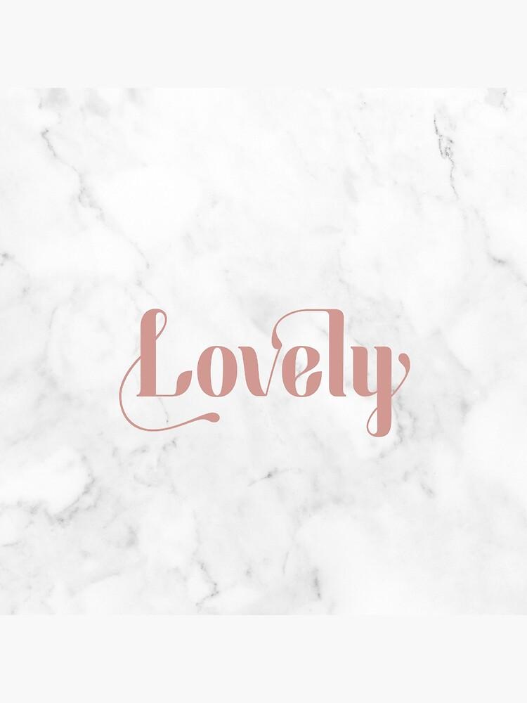 Lovely Logo by lovely-la