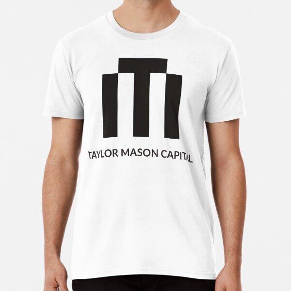 Taylor Mason Capital Camiseta premium