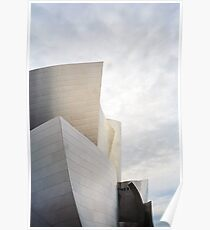 The Walt Disney Concert Hall Poster