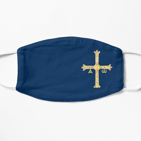 Croix des Asturies Masque sans plis