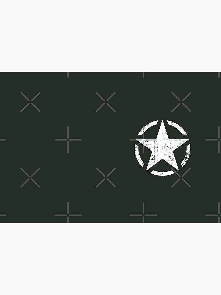 Allied Star Symbol Roundel  by quark
