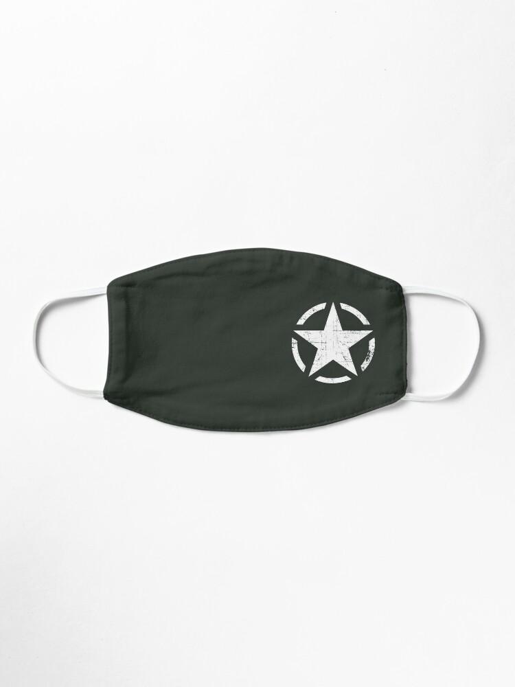 Alternate view of Allied Star Symbol Roundel  Mask